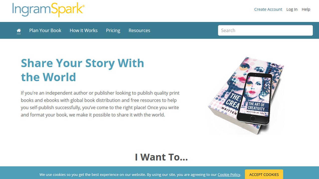 مواقع تساعدك على نشر كتبك ومؤلفاتك وبيعها والتسويق لها