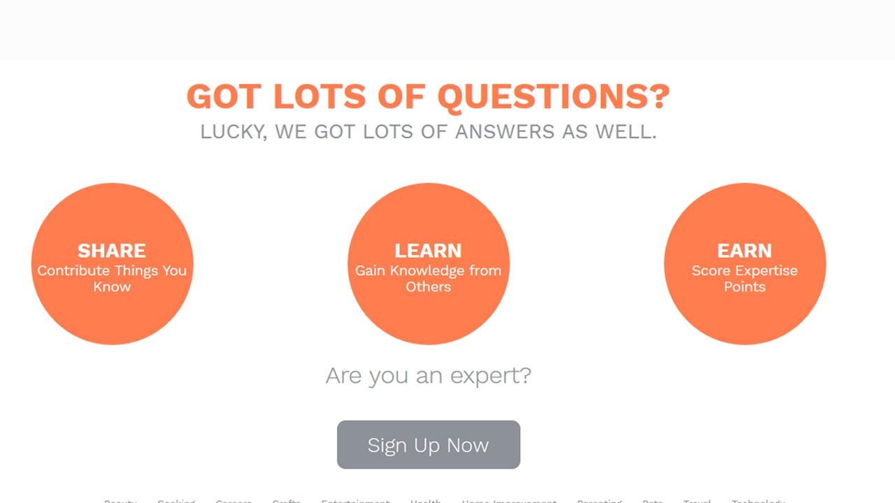 العمل من الأنترنت وكسب المال عن طريق الإجابة على الأسئلة مواقع سؤال وجواب للعمل